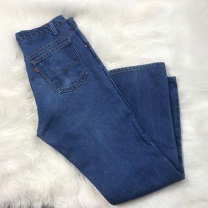 Levi vintage orange tab hi-rise jeans size 8/10